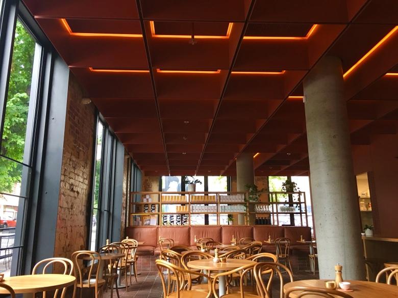 Bentwood Interior